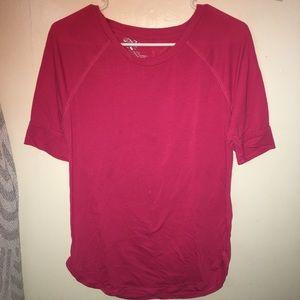 Pink Tee Shirt M